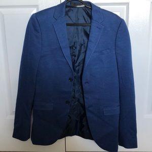 Top man blue blazer
